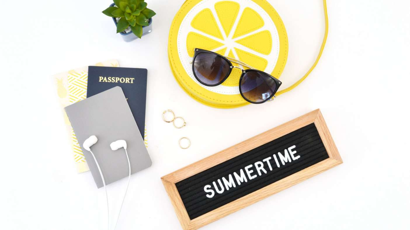 Maintaining Your Life Goals During Summer Relaxation